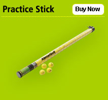 Point 3 Practice Balls - 20 Ball Clicker Stick