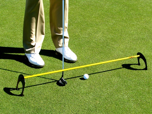 EyeLine Golf's Putting Scope