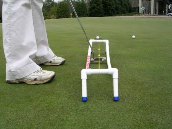 High Tech Putting Track