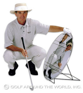 Portable Swing Image Mirror