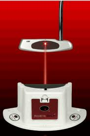 RedEye i330 Laser Putter - Click Image to Close